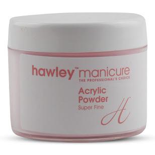 hawley acrylic powder 100g dramatic pink  costaline hair